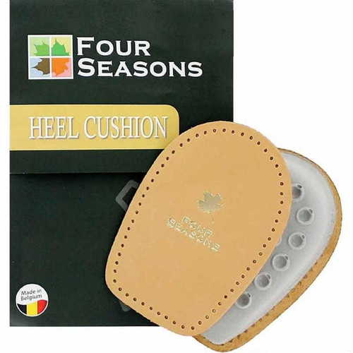 Four Season Leather Heel Cushion