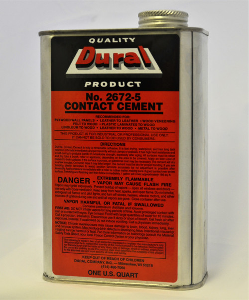 Dural Contact Cement