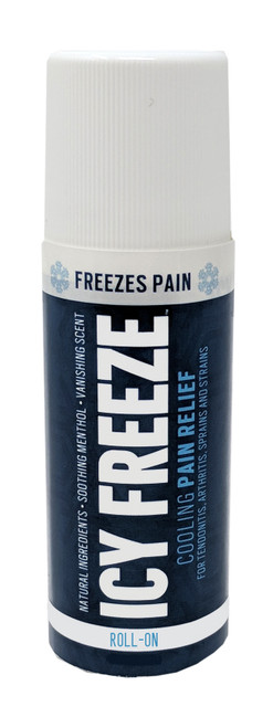 Icy Freeze Cooling Pain Relief 3 oz Roll On