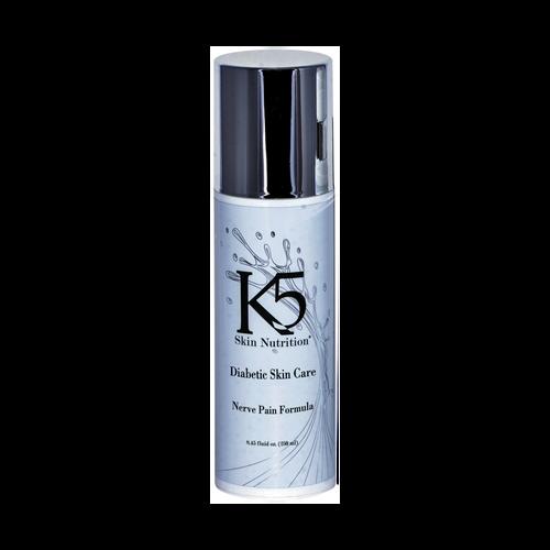 K-5 Diabetic Skin Care Lotion