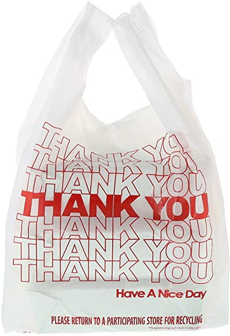 Thank You Plastic Bags