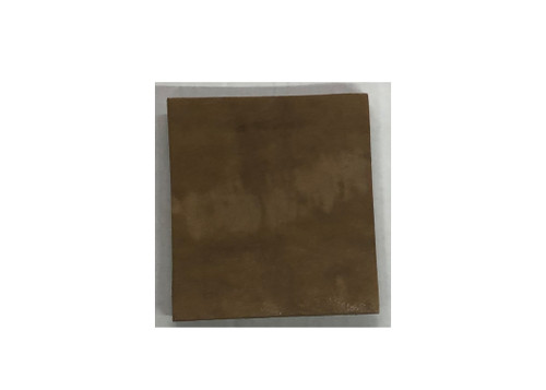 JR Redenbach Leather Squares