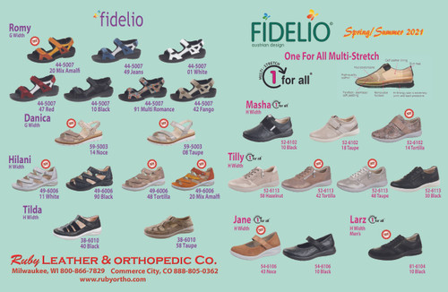 Fidelio Spring/Summer 2021 Footwear Collection