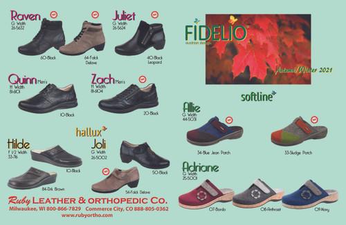 Fidelio Autumn/Winter 2021 Footwear Collection