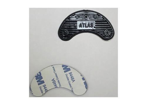 Atlas Heel Plates
