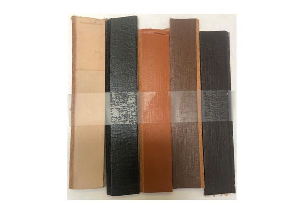 "3/4"" Leather Welt"