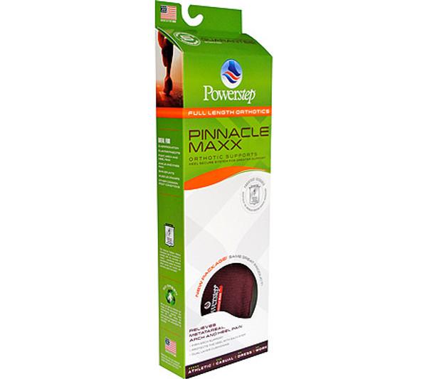Powerstep Pinnacle Maxx Full Length Orthotic