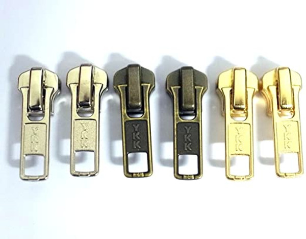 YKK Zipper Sliders