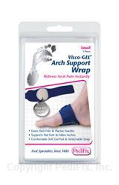 P1291 Gel Arch Support Wrap
