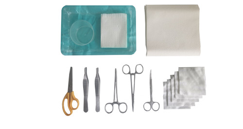 Minor Operations Sterile Suturing Pack