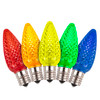C9 SMD LED 5-Color Replacement Multi Pack