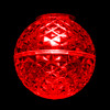 Red Lit SMD G40 LED  Replacement / Retrofit Bulbs (dimmable)-  C7 Base