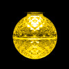 Yellow Lit SMD G50 LED Replacement / Retrofit Bulb (dimmable)