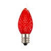 Red C7 SMD LED Twinkle Replacement Bulb