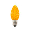 Orange C7 SMD LED Twinkle Replacement Bulb