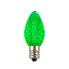 Green C7 SMD LED Twinkle Replacement Bulb