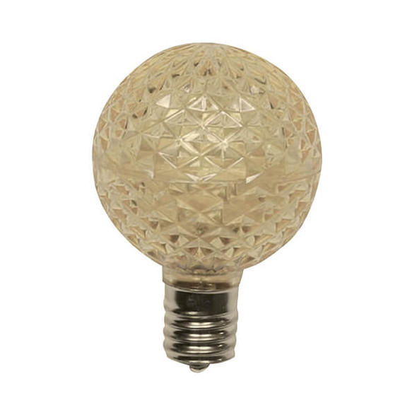 Champagne G50 LED Replacement Bulbs (Dimmable)