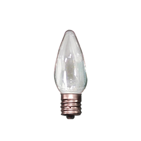 C7 LED Replacement / Retrofit Bulbs (Non-Dimmable) - Champagne Warm White (Smooth)