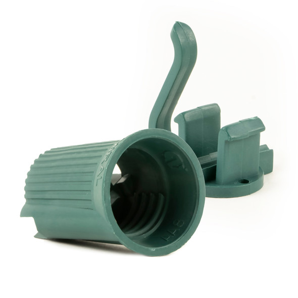 C9 Snap-On Green Socket