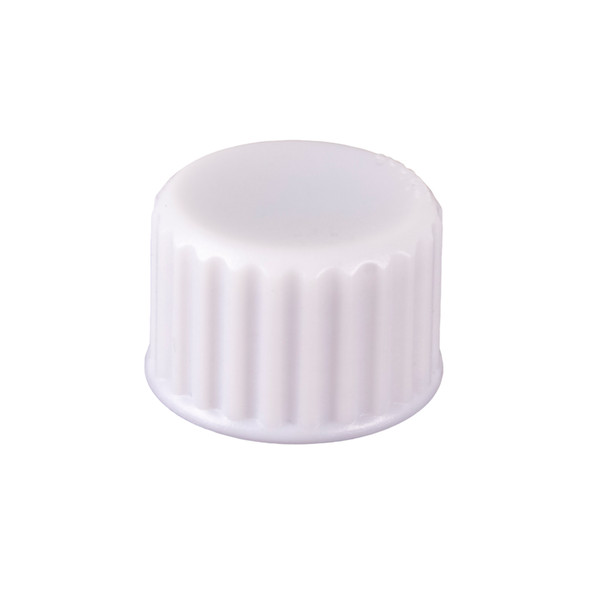 Replacement Waterproof Endcaps for LED Cascading Light Tubes - White