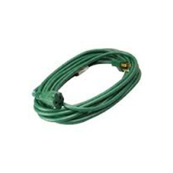 12' Outdoor Green Extension Cord