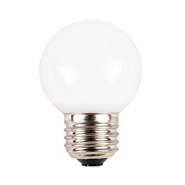 G50 Opaque RGB Remote Control Color Changing Replacement / Retrofit Bulbs