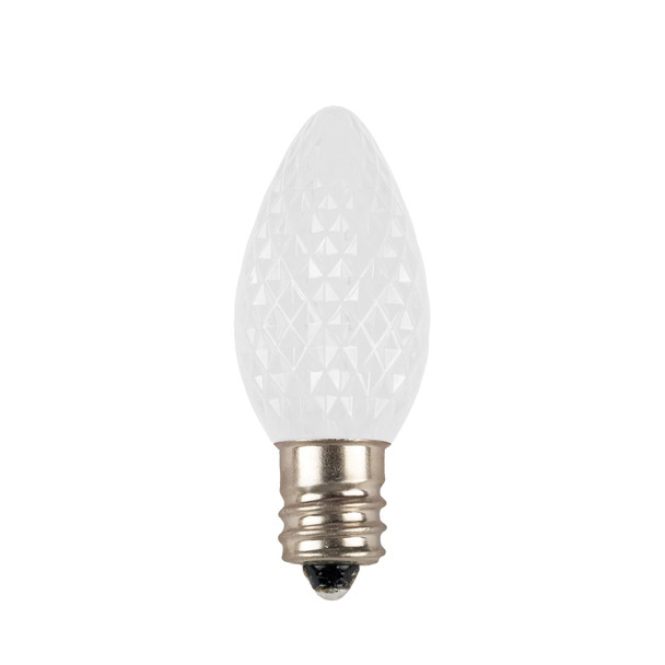 C7 LED Replacement / Retrofit Bulbs (Non-Dimmable) - Cool White - SALE ITEM
