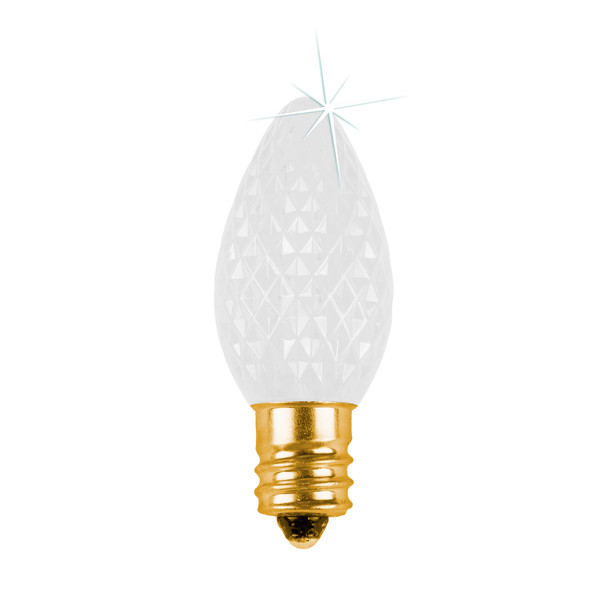 Warm White C7 SMD LED Twinkle Replacement Bulb