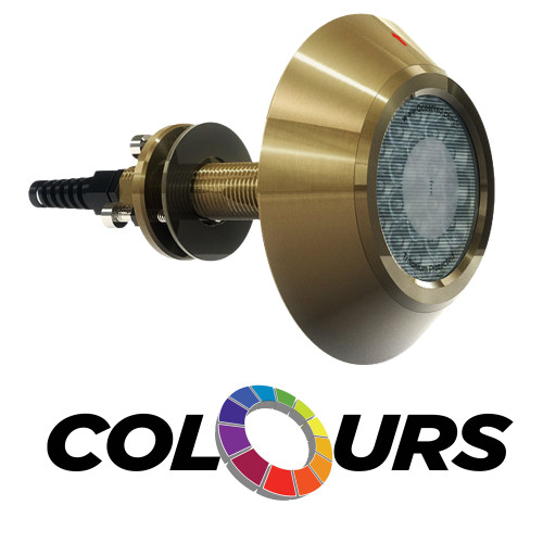 OceanLED 'Colours' TH Pro Series HD Gen2 LED Underwater Lighting - Color-Change