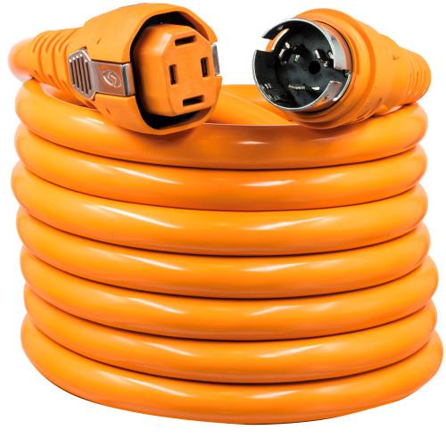 SmartPlug 50 Amp 25' Dual Configuration Cordset w/Marina Park Power End