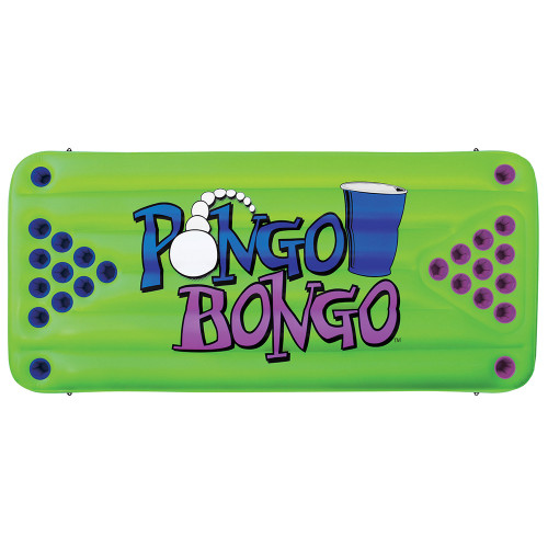 AIRHEAD Pongo Bongo Beverage Pong Table