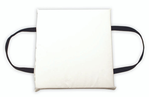 Onyx Type IV Comfort Foam Boat Cushion -WHITE