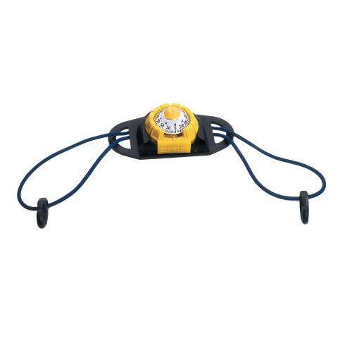 Ritchie X-11Y-TD SportAbout Compass w/Kayak Tie-Down Holder - Yellow/Black