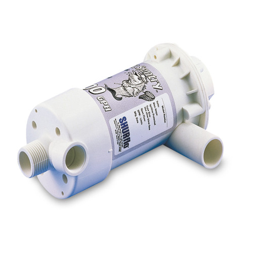 SHURFLO BAIT SENTRY™ 1100 Magnetic Drive Livewell Pump