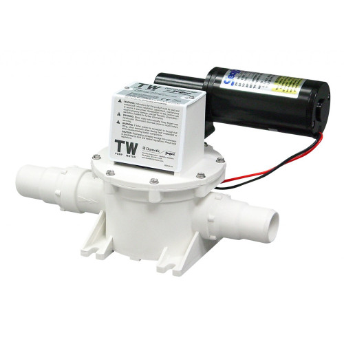 Dometic SeaLand® T Series Waste Discharge Pump - 12V or 24V