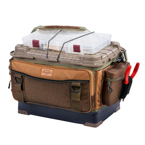 Plano Guide Series™ Tackle Bag - 3650 Series - Tan/Brown