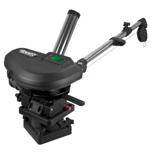 Scotty 2106 HP Depthpower Electric Downrigger 60 SS Telescoping Boom w/Swivel Base - Single Rod Holder
