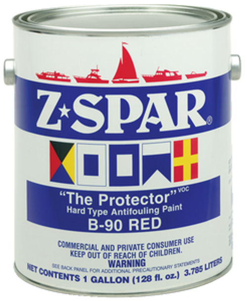 PROTECTOR VOC ANTIFOULING PAINT Available Colors Red,Blue and Black