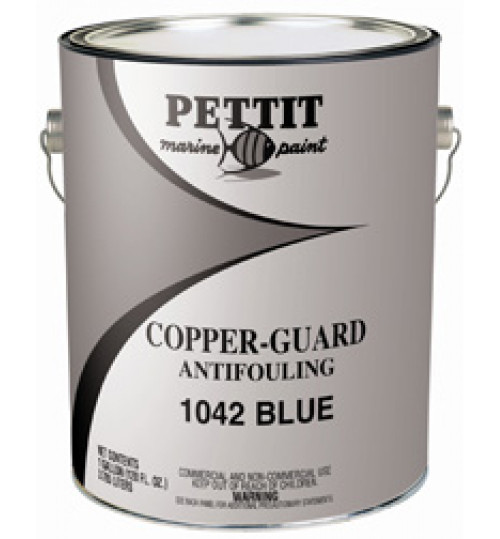 Pettit Pro Coat Copperguard Antifouling Bottom Paint (Available Colors Black & Blue)