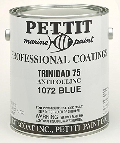 Pettit Pro Coat Trinidad 75 Antifouling Paint (Available Colors Black,Blue & Red)