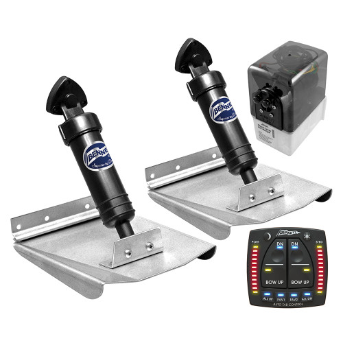 Bennett M80ATP Sport Tab System w/Auto Trim Pro  sales@ocboatsuuplies.com
