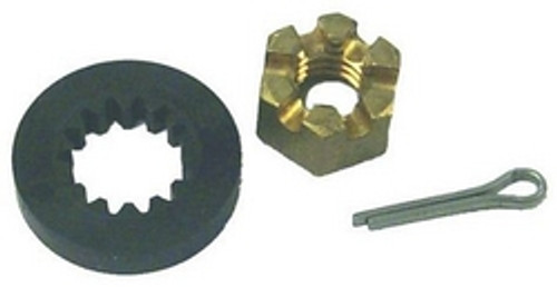 OMC Propeller Nut & Nut Kit