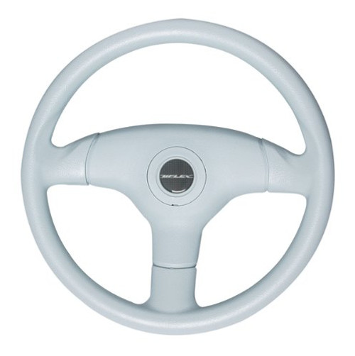 uflex V60G Antigua Steering Wheel, Gray