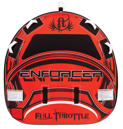 "Full Throttle Towable Enforcer 60"" (Red)"