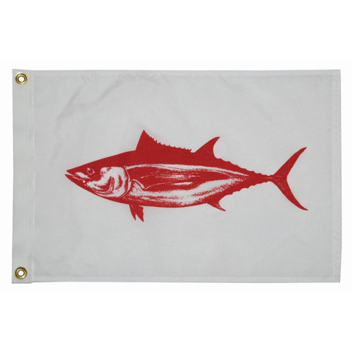 "Taylor Made 12"" x 18"" Albacore Flag"