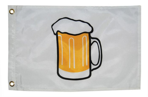 Taylor Made 12 x 18 Beer Flag