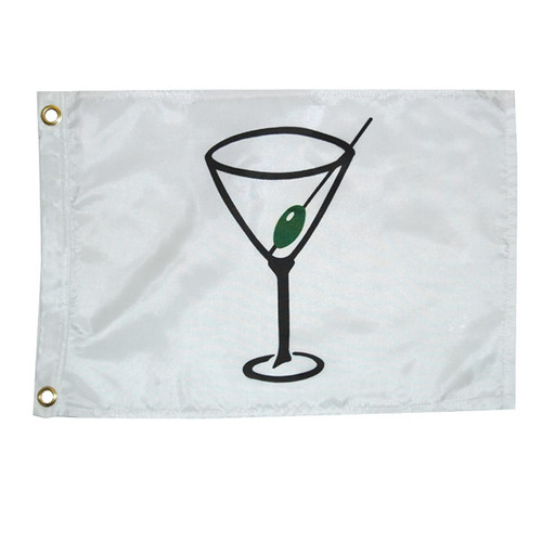 TAYLOR MADE Cocktail Flag, 12 x 18""