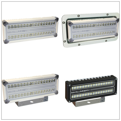 Lumitec Maxillume tr150 LED Flood Light