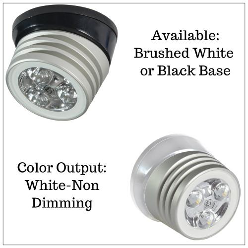 Lumitec Zephyr LED Spreader/Deck Light