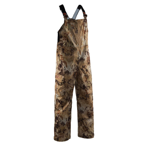 Grundens GAGE Weather Watch Waterproof Kryptek Camouflage Rain Bib Pants